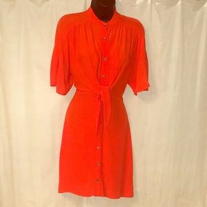 Zara Dress Woman Premium Denim Collection